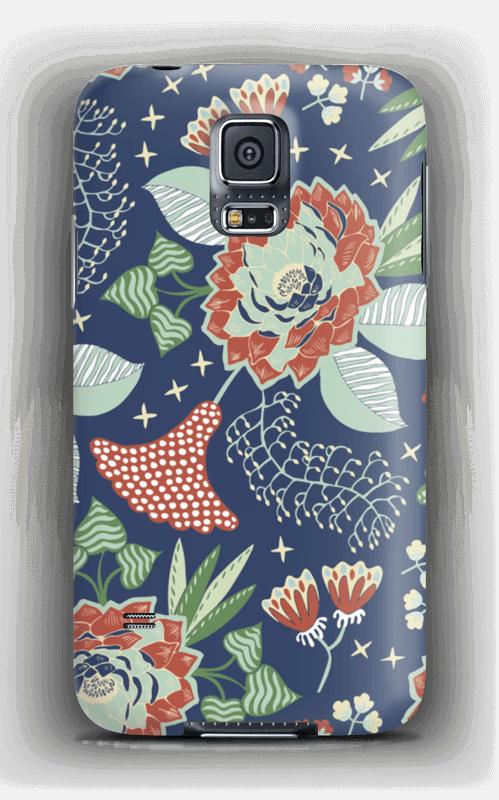 Fleurs mystiques Coque  Galaxy S5