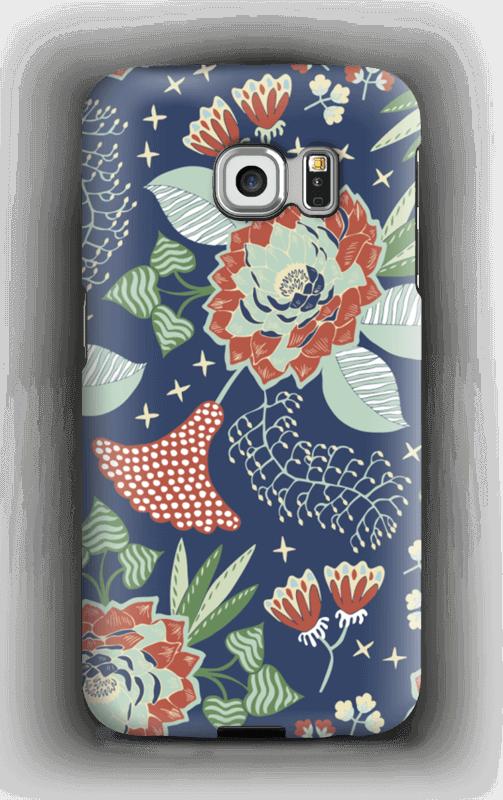 Fleurs mystiques Coque  Galaxy S6 Edge
