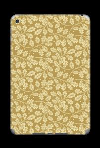 Feuilles de chêne Skin IPad Mini 4