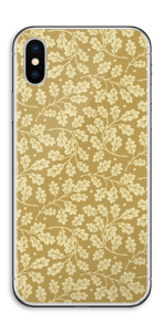 Feuilles de chêne Skin IPhone X