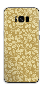 Feuilles de chêne Skin Galaxy S8 Plus