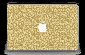 "Feuilles de chêne Skin MacBook Air 11"""