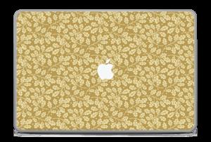 """Feuilles de chêne Skin MacBook Pro 17"""" -2015"""