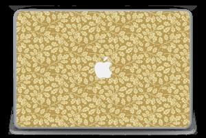 """Feuilles de chêne Skin MacBook Pro 15"""" -2015"""