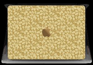 "Feuilles de chêne Skin MacBook 12"""
