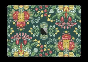"Jardin mystique Skin MacBook Pro 13"" 2016-"