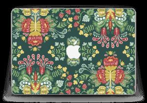 "Jardin mystique Skin MacBook Pro Retina 13"" 2015"