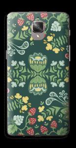 Jardin mystique Skin OnePlus 3