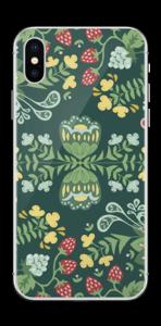 Jardin mystique Skin IPhone X