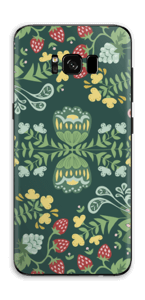 Jardin mystique Skin Galaxy S8 Plus
