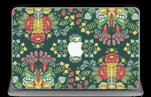 "Jardin mystique Skin MacBook Air 11"""