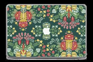 "Jardin mystique Skin MacBook Pro 17"" -2015"