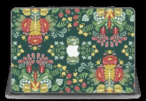 "Jardin mystique Skin MacBook Pro Retina 15"" 2015"