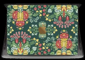 """Jardin mystique Skin MacBook 12"""""""