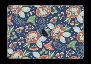 "Fleurs mystiques Skin MacBook Pro 13"" 2016-"