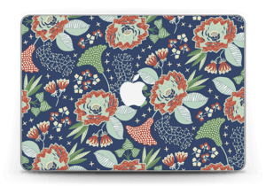 "Fleurs mystiques Skin MacBook Pro Retina 13"" 2015"