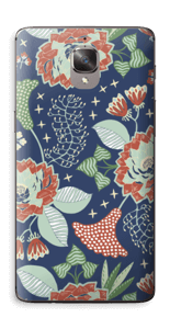 Fleurs mystiques Skin OnePlus 3