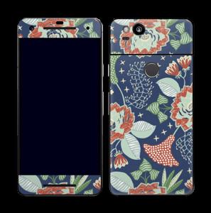 Fleurs mystiques Skin Pixel 2