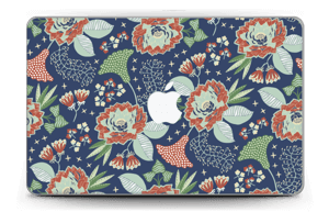 "Fleurs mystiques Skin MacBook Air 11"""