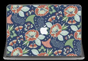 "Fleurs mystiques Skin MacBook Pro Retina 15"" 2015"