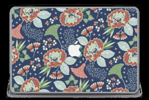 "Fleurs mystiques Skin MacBook Pro 15"" -2015"