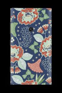 Fleurs mystiques Skin Nokia Lumia 920