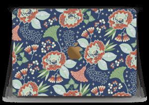 "Fleurs mystiques Skin MacBook 12"""