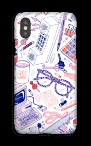 Konttori kuoret IPhone XS