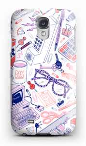 The Office. case Galaxy S4