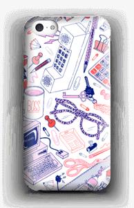 Burökrams Handyhülle IPhone 5c