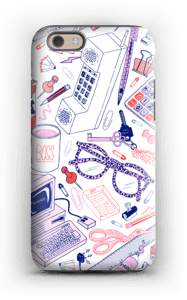 The Office. case IPhone 6 tough