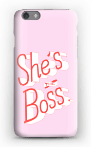 She's the Boss case IPhone 6s
