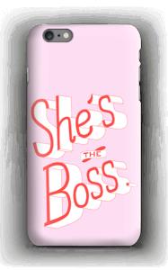 C'est ELLE le boss ! Coque  IPhone 6s Plus