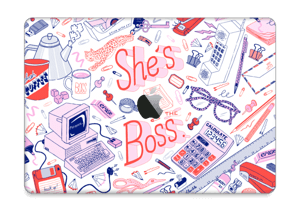 "Her Office. Skin MacBook Pro 13"" 2016-"