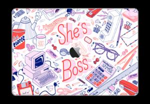 "Son bureau à ELLE Skin MacBook Pro 15"" 2016-"