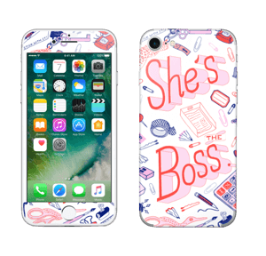 Her Office. Skin IPhone 7