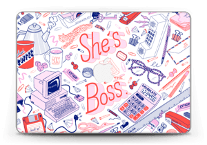 "Her Office. Skin MacBook Pro Retina 13"" 2015"