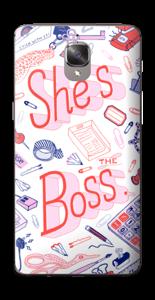 Her Office. Skin OnePlus 3