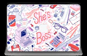 """Her Office. Skin MacBook Air 11"""""""