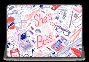 """Son bureau à ELLE Skin MacBook Pro Retina 15"""" 2015"""