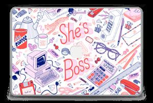 "Son bureau à ELLE Skin MacBook Pro 15"" -2015"