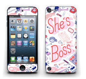 Her Office. Skin IPod Touch 5th Gen