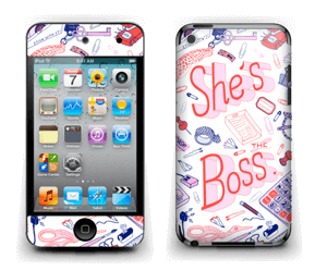 Her Office. Skin IPod Touch 4th Gen