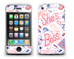 Her Office. Skin IPhone 3G/3GS