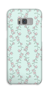 Pienet ruusut kuoret Galaxy S8 Plus
