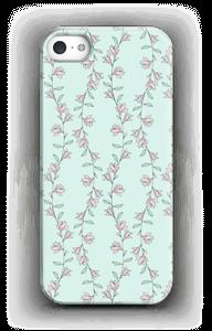 Rideau fleuri Coque  IPhone 5/5S