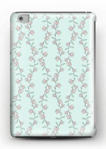Light Pink Flowers case IPad mini 2
