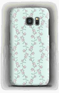 Små rosa deksel Galaxy S7
