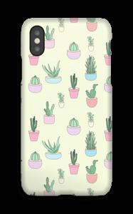 Små kaktuser deksel IPhone X