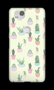 Pequeños Cactus funda Pixel 2